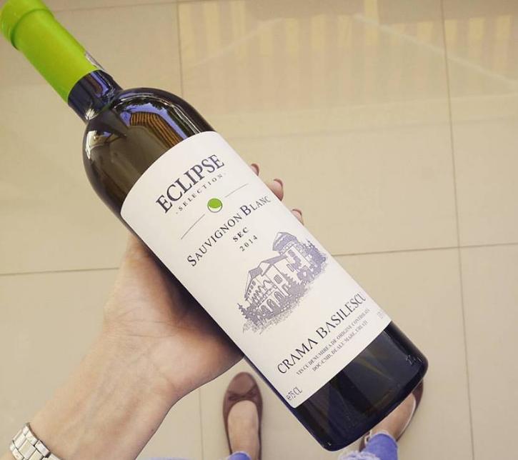 Basilescu Eclipse Sauvignon Blanc