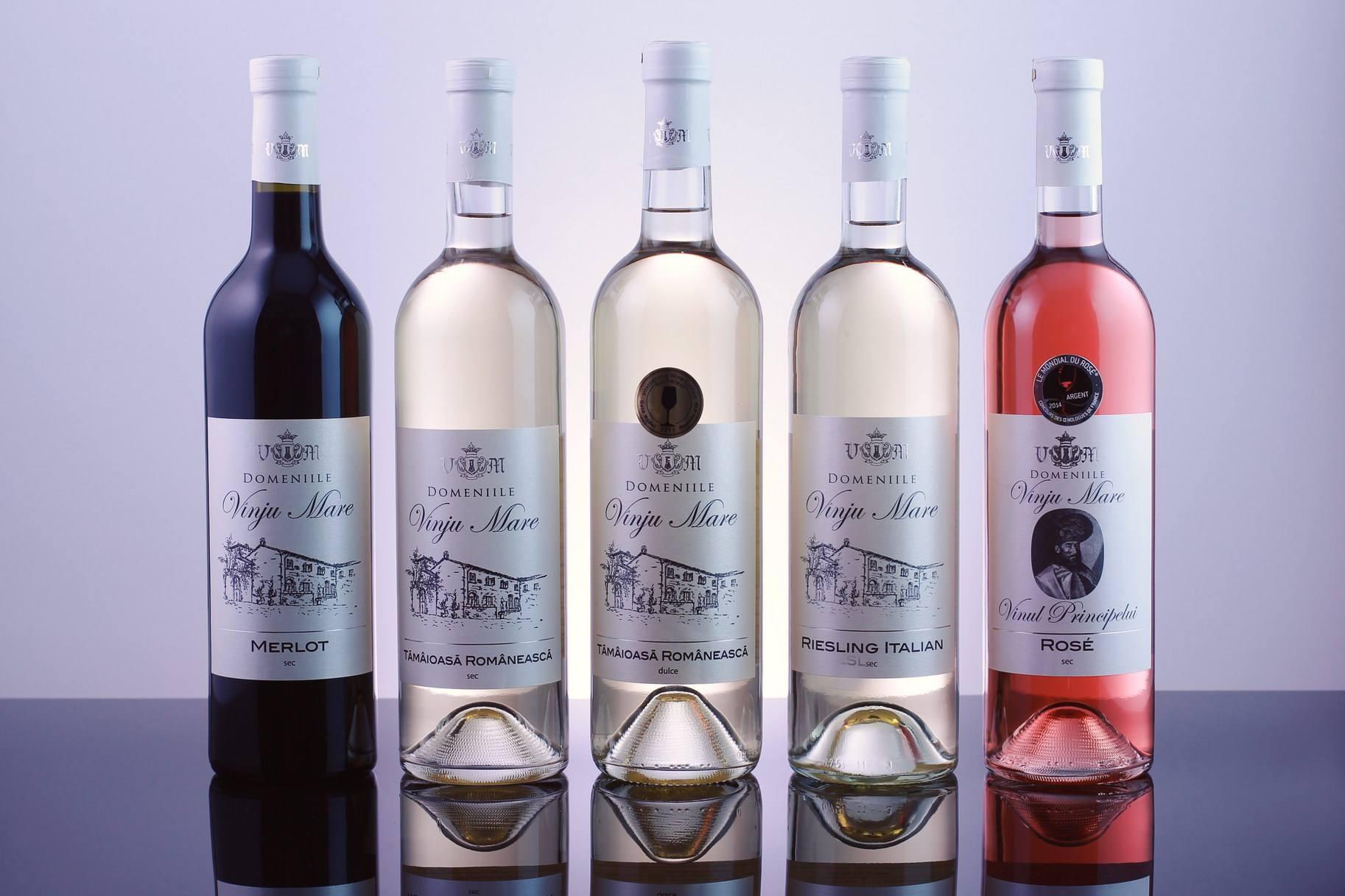 crama vinuri vanju mare